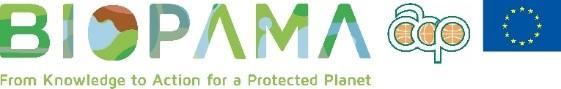 BIOPAMA logo