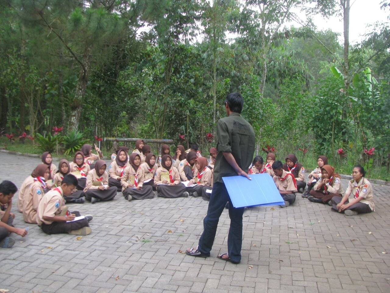 Educational Talk in Java